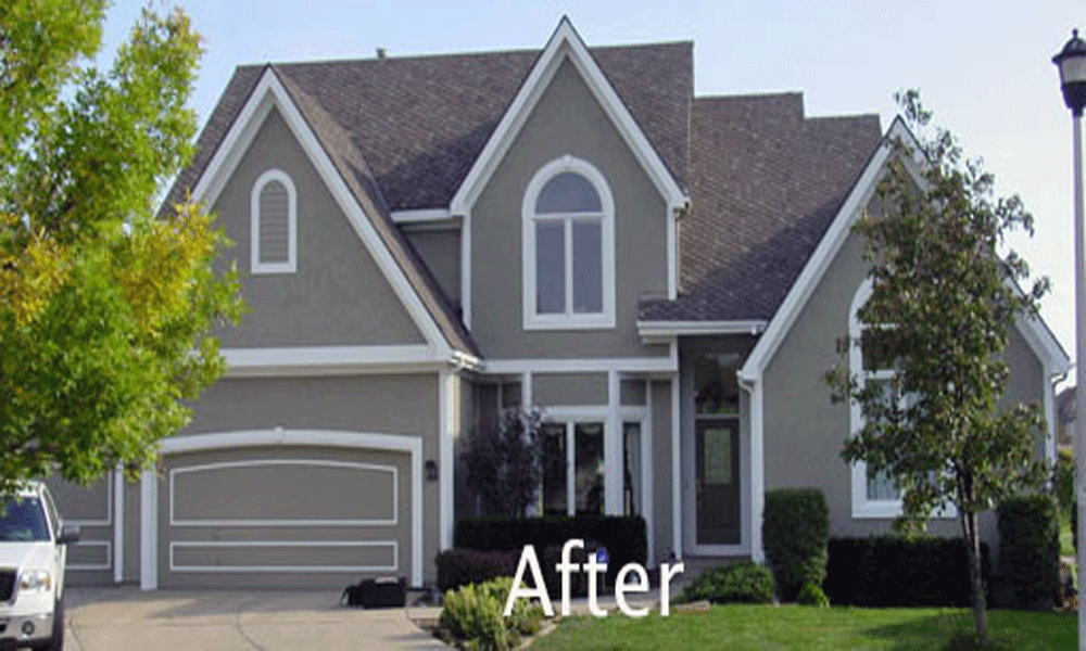 Exterior House Painters Painting Overland Park KS