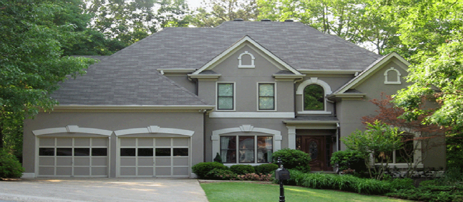 Painters overland park ks exterior house painting contractors for Exterior house finishes