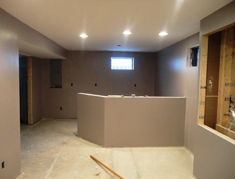 interior painters in overland park ks painting an apartment loft