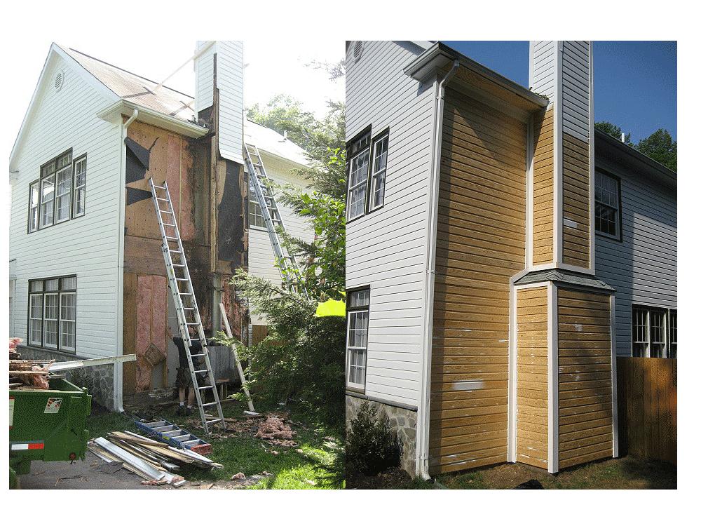 Wood Siding Repair Contractors Near Overland Park Ks